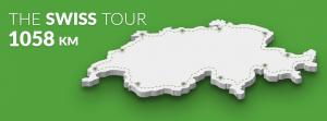 Tour de Suisse en courant couverture