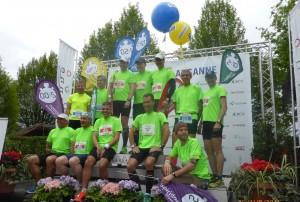 20 km Lausanne 2015 meneurs d'allures