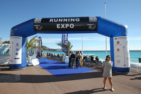 Village running expo